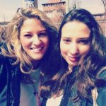 Eleonora & Carolina a Milano 8 Aprile 2013