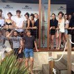 Lacoste: F/W 2015 + Beachwear