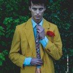 """L'homme qui attende"" by Chiara Schiaratura - Vulkan Magazine May 2016"