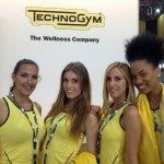 Technogym & 4uppermodels together for  Rimini Wellness