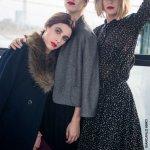 Three Woman in Full Freedom